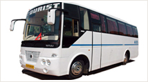 Luxury Volvo Bus 30 Seater