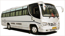 Luxury Volvo Bus (40 Seater)