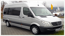 Mercedez Sprinter Van (7 Seater)