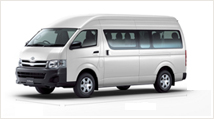 Toyota Commuter Van (9 Seater)